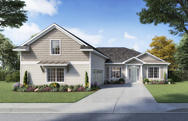 Lot 12 New Home in Fletcher Park, Gainesville Florida