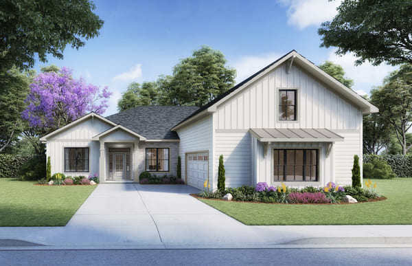 Lot 13 New Home in Fletcher Park, Gainesville Florida