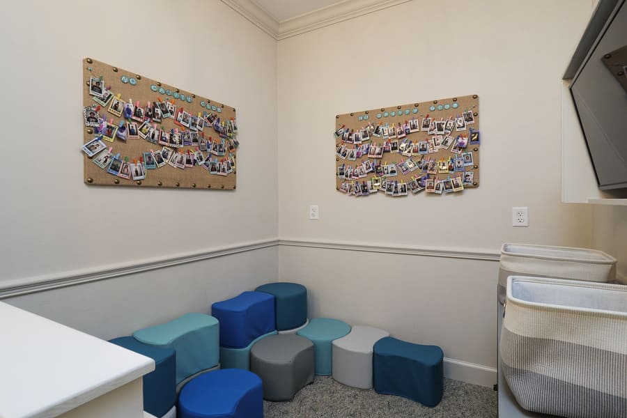 Dentist Office Commercial Renovation Childrens Waiting Room in Florida by Robinson Renovation & Custom Homes